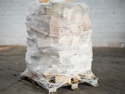 Brennholz - verpackt
